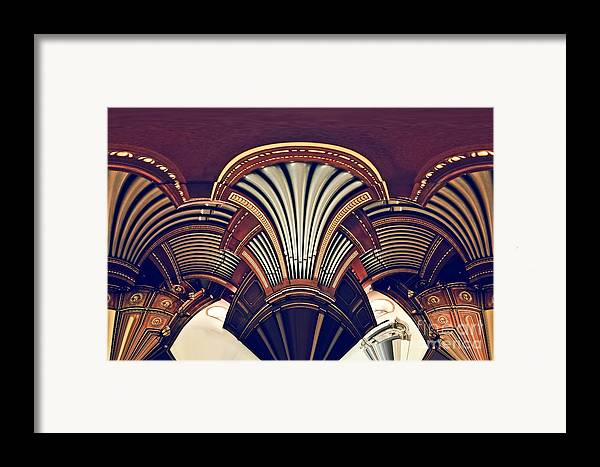 Archifou Framed Print featuring the digital art Carillonais by Aimelle