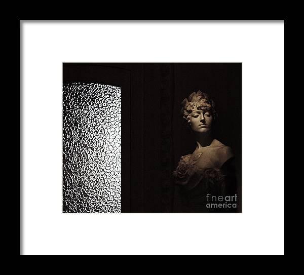Barcelona Framed Print featuring the photograph Casa Battlo Sculpture by Sean Brubaker