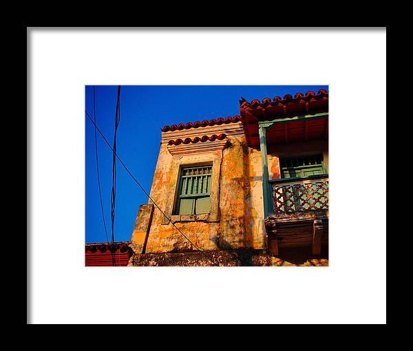 Casa De Las Brujas Framed Print featuring the photograph Casa De Las Brujas by Skip Hunt