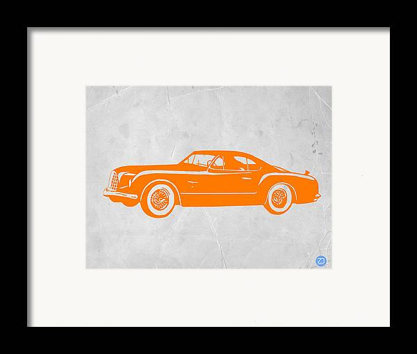 Classic Car Framed Print featuring the photograph Classic Car 2 by Naxart Studio