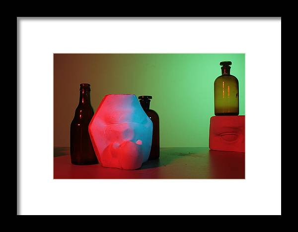 Color Framed Print featuring the photograph Color by Alexa Alexandru-Michael
