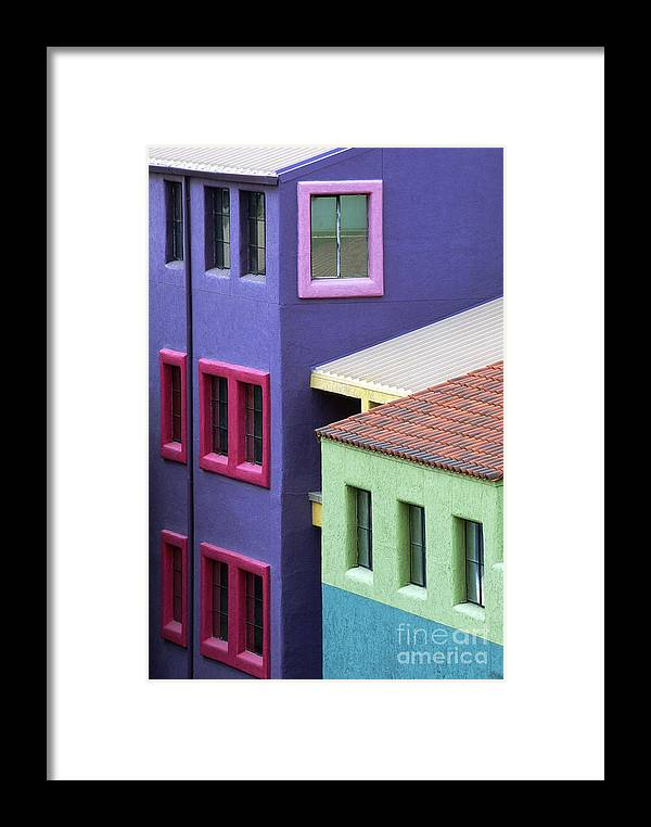 Bronstein Framed Print featuring the photograph Colors Of Tucson by Sandra Bronstein