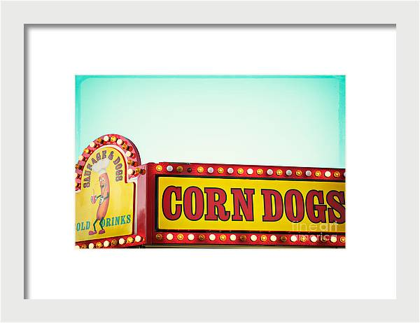 Corn Dogs by Kim Fearheiley