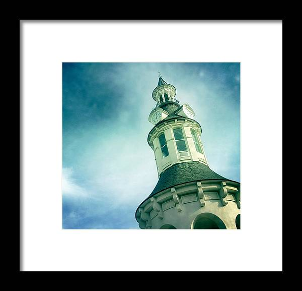 Corning Framed Print featuring the photograph Corning Building by Suzanne Lorenz