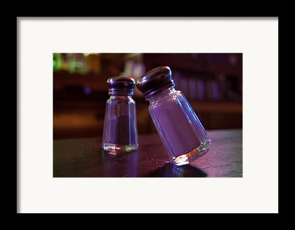 Daft Punk Framed Print featuring the photograph Daft Punk by Ian MacQueen