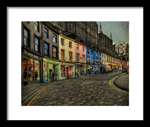 Dream Street by Evelina Kremsdorf
