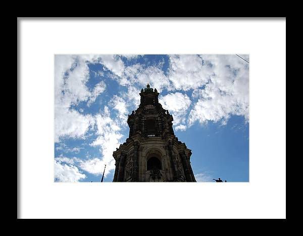 Dresden Framed Print featuring the photograph Dresden by Adrian Buendia