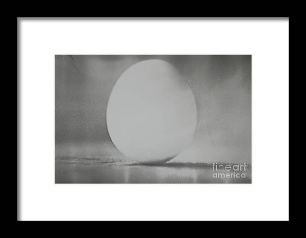 Vernal Framed Print featuring the photograph Egg Of The Vernal Equinox by Tom Luca