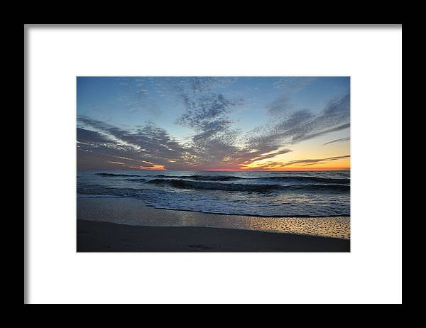 Sunset Framed Print featuring the photograph Enchanted by Christine Stonebridge
