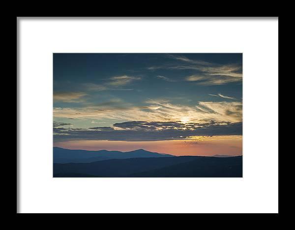 Joye Ardyn Durham Framed Print featuring the photograph End Of The Day by Joye Ardyn Durham