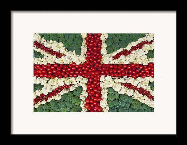 Colour Image Framed Print featuring the photograph England by Axiom Photographic