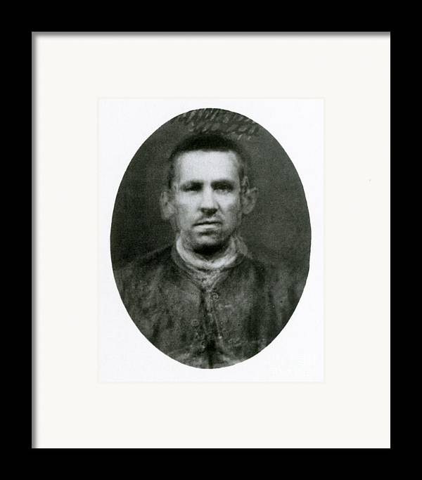 Eugenics Framed Print featuring the photograph Eugenics, Criminal Composite by Science Source