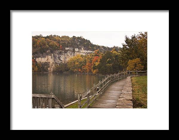 Fall Framed Print featuring the photograph Fall by Marty Maynard