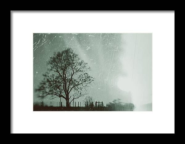 Landscape Framed Print featuring the photograph February by Jason Harris