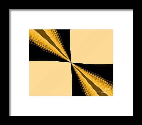 Painting Framed Print featuring the painting Fiber Optics by Marsha Heiken