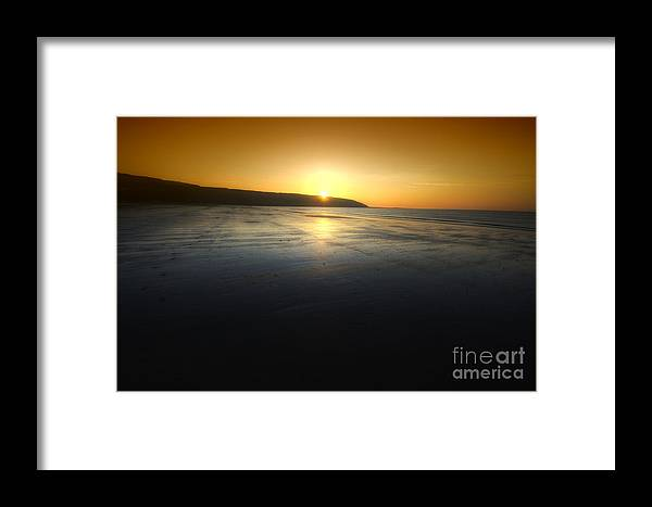 Yhun Suarez Framed Print featuring the photograph First Blush by Yhun Suarez