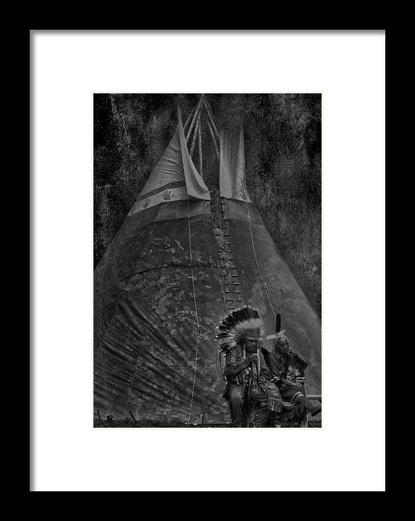 Jerry Cordeiro Framed Prints Photographs Framed Print featuring the photograph First Nation Station by The Artist Project