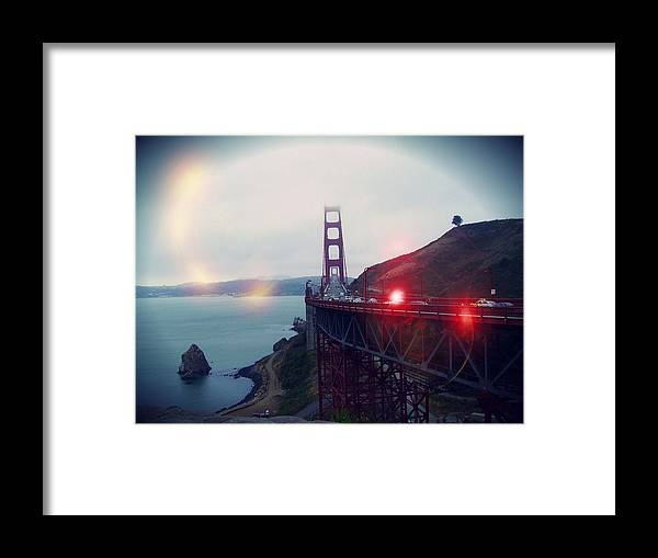 Frisco Framed Print featuring the photograph Frisco by Anna Andretta