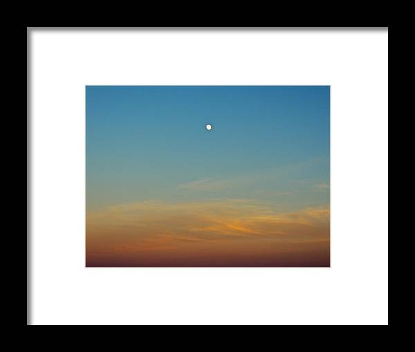 Dawn Framed Print featuring the photograph From Dawn To Dusk by Eve Spring
