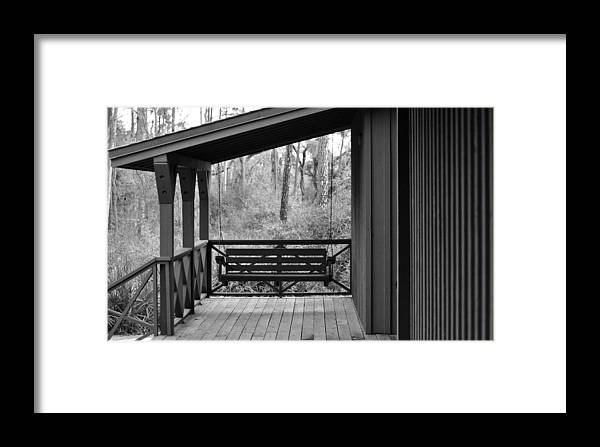 Fine Art Framed Print featuring the photograph Future Lover by Lawrence Li