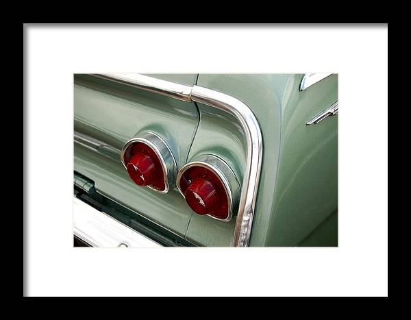 Classic Car Framed Print featuring the photograph Going Green by Gabe Arroyo