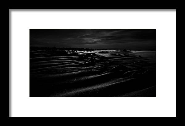 Street Framed Print featuring the photograph Gust Of Black by The Artist Project