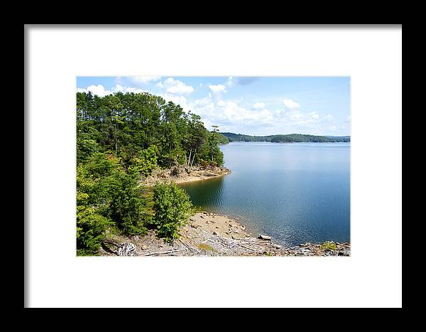 Nature Framed Print featuring the photograph Headwaters by Al Cash