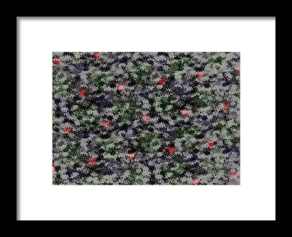 Holiday Fun Framed Print featuring the photograph Holiday Fun by J Burns