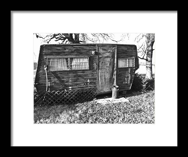 Home Framed Print featuring the photograph Home Sweet Home by Teresa Dixon