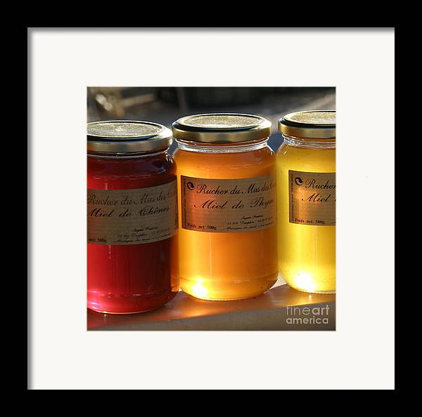 Honey Framed Print featuring the photograph Honey by Lainie Wrightson
