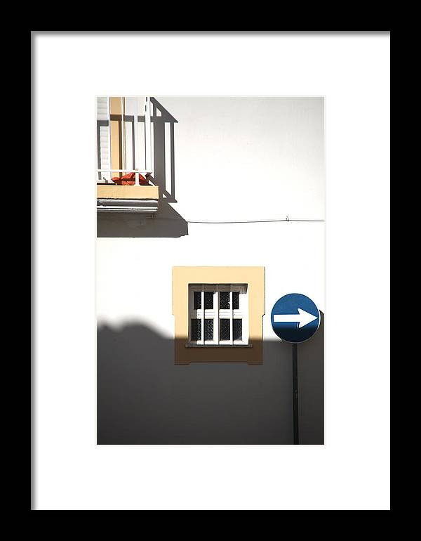 Jezcself Framed Print featuring the photograph I'll Go There by Jez C Self