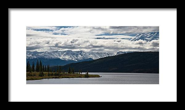 Nature Framed Print featuring the photograph Immensity by Michael Braxenthaler