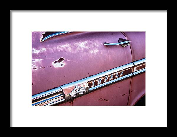 Cheyenne Framed Print featuring the photograph Impala by Richard Steinberger