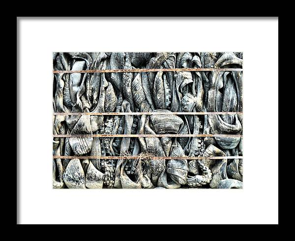 Demolition Framed Print featuring the photograph Impenetrable by Steve Taylor