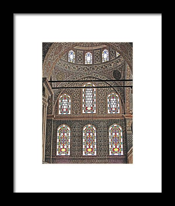 Turkey Framed Print featuring the photograph Infinite Detail by Ian MacDonald