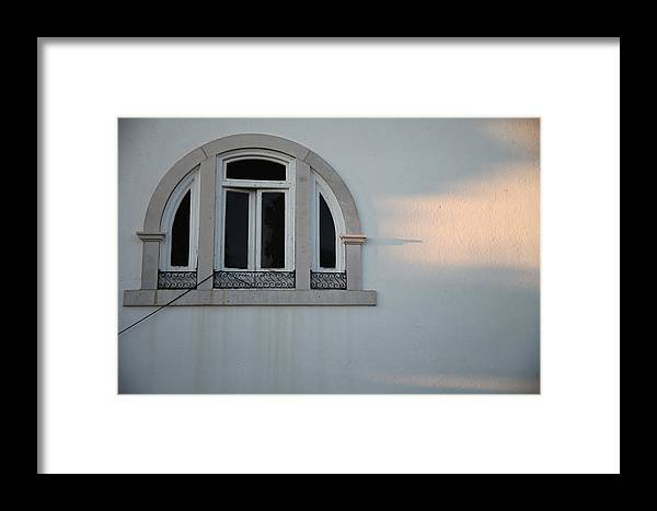 Jezcself Framed Print featuring the photograph Inside And Out by Jez C Self