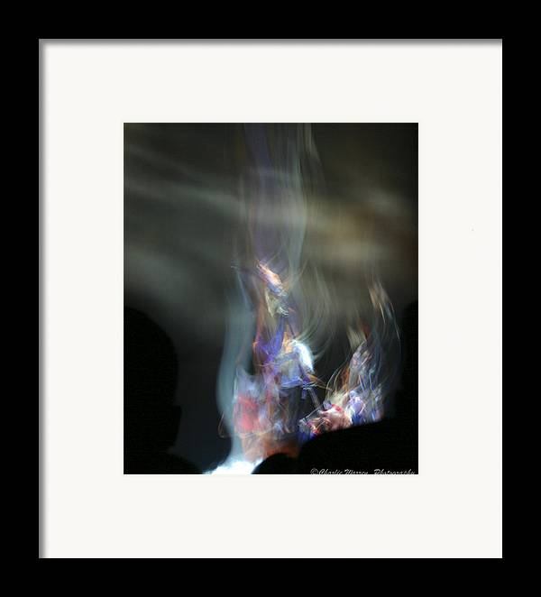 Las Vegas Framed Print featuring the photograph Ka - Dance Like A Dervish by Charles Warren