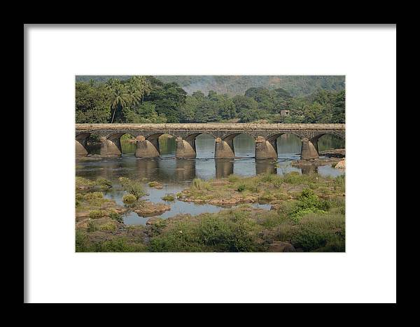 Kerala Framed Print featuring the photograph Kerala Beauty by Valerie Rosen