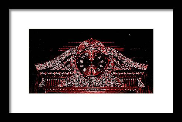 Elevator Framed Print featuring the photograph L Is For Lobby by Randall Weidner