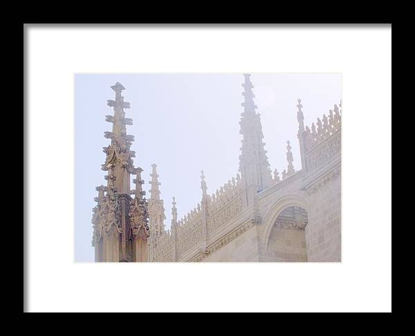 Granada Framed Print featuring the photograph Laced Granada by Lee Versluis