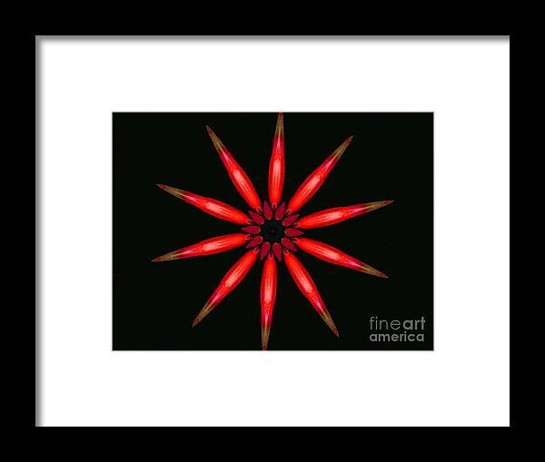 Kaleidoscope Framed Print featuring the photograph Lahaina by Mark Gilman