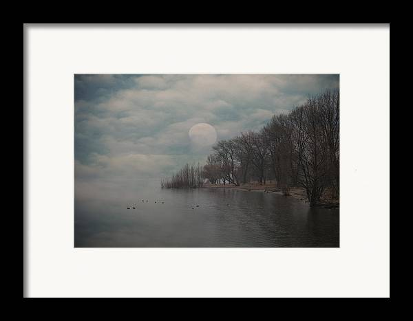 Bay Framed Print featuring the photograph Landscape Of Dreams by Joana Kruse
