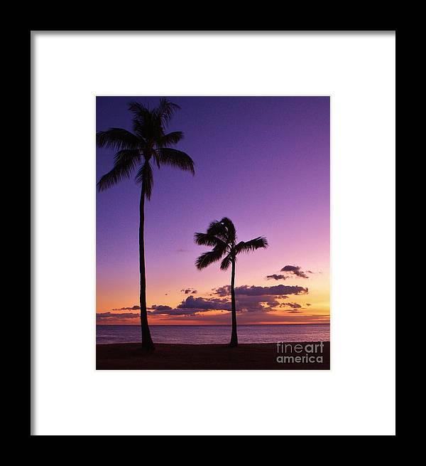 Sunset Framed Print featuring the photograph Last Glimpse by Craig Wood