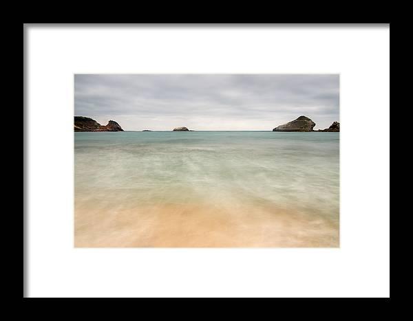 Alpeak Framed Print featuring the photograph Lohia by David Gimenez Aldalur