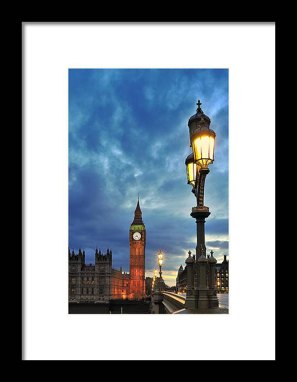 London Framed Print featuring the photograph London Bridge by Travel Images Worldwide