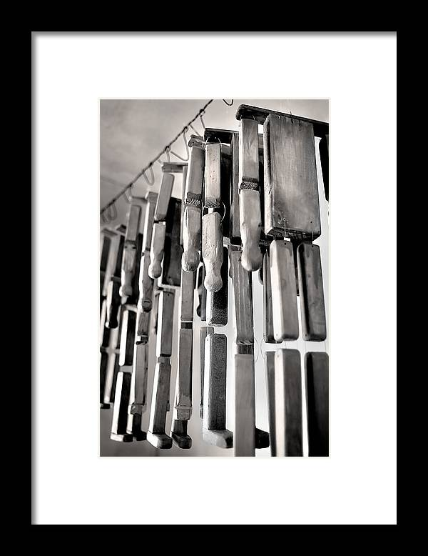 Marionette Framed Print featuring the photograph Marionette Bodies by Tammy McKinley