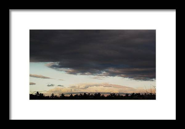 Volcano Framed Print featuring the photograph Mauna Kea by Charles Jennison
