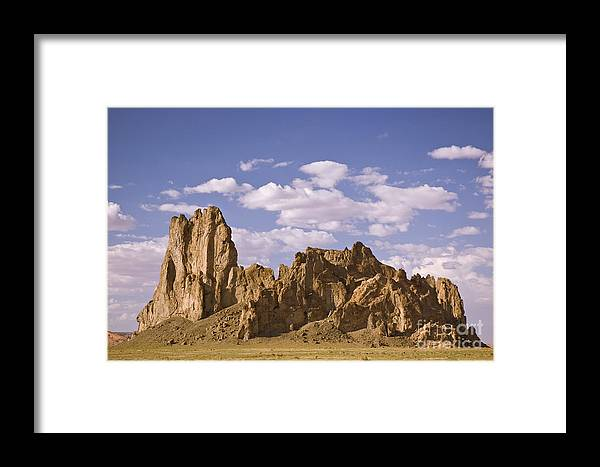 Mesa Framed Print featuring the photograph Mesa 2 by Tim Mulina