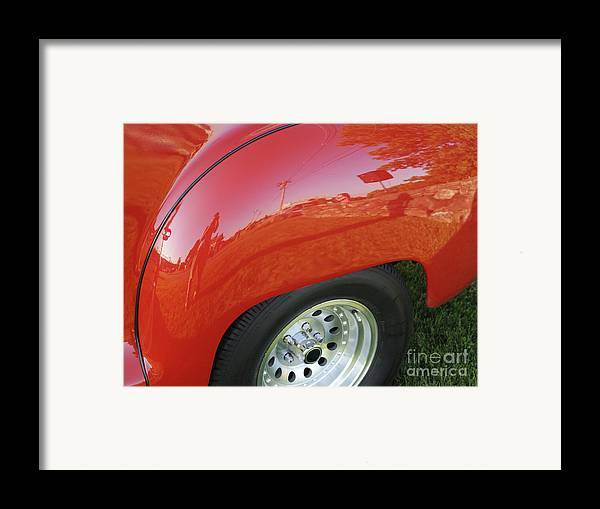 Fender Framed Print featuring the photograph Microcosm by Luke Moore