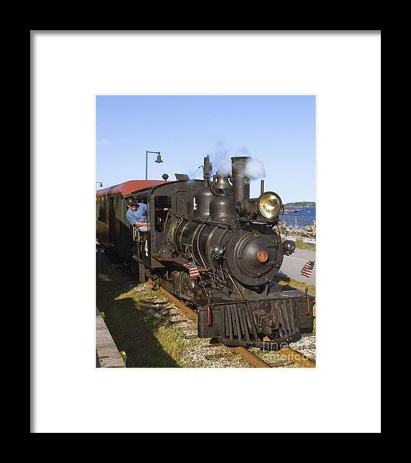 Monson Framed Print featuring the photograph Monson 4 Forney by Tim Mulina